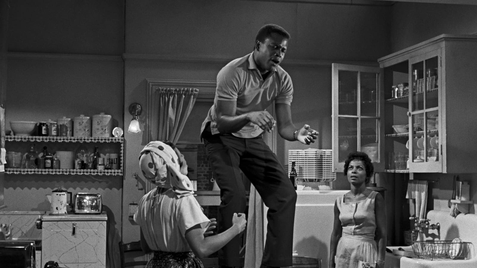 a raisin in the sun movie 1961 trailer