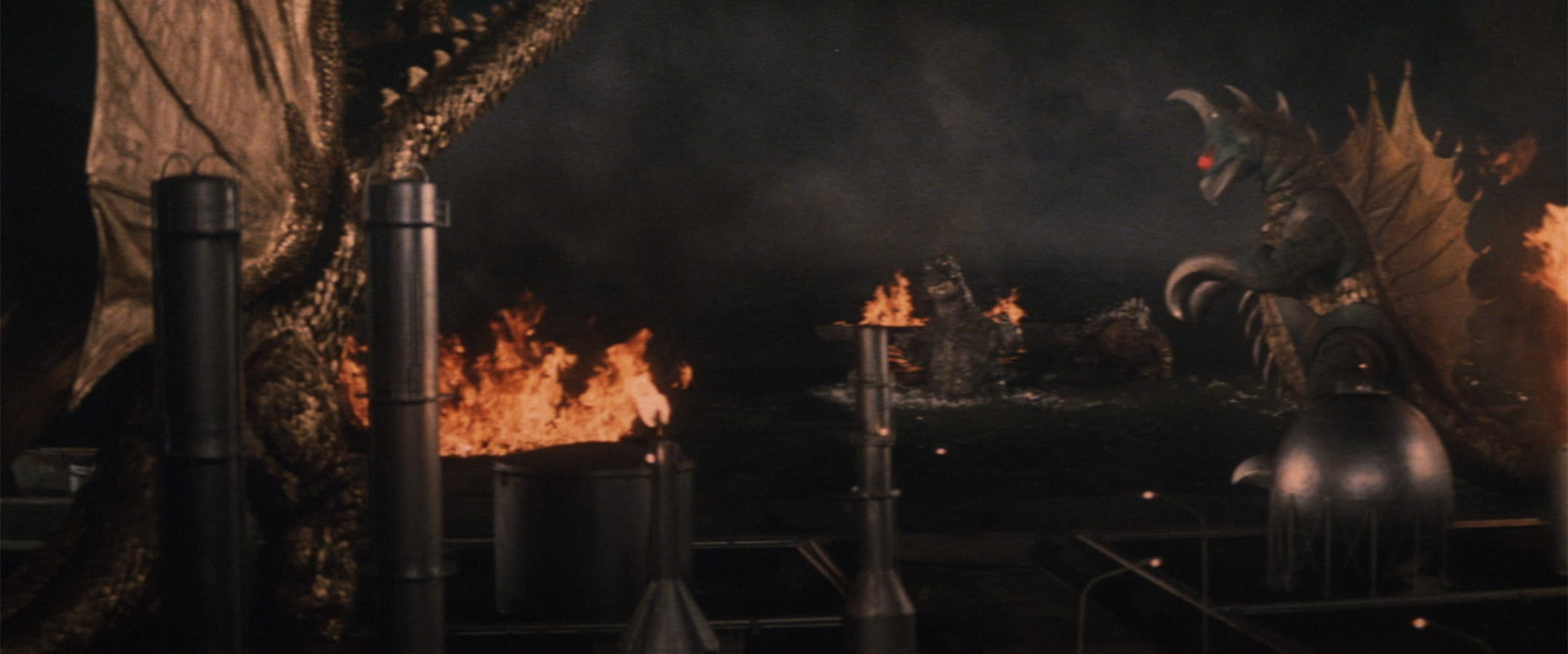 Godzilla vs. Gigan (1972) | The Criterion Collection