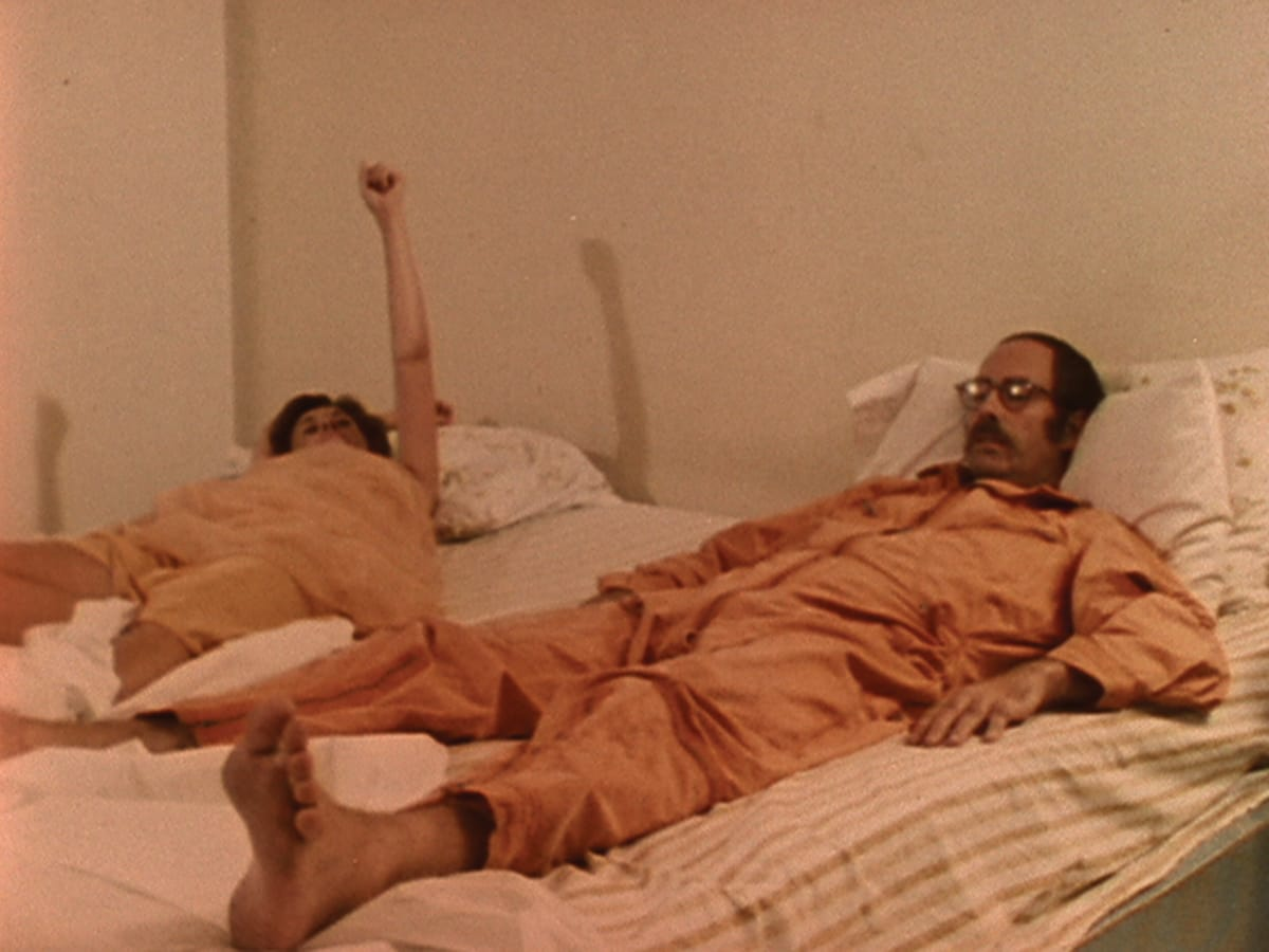 A Married Couple (1969)   The Criterion Collection