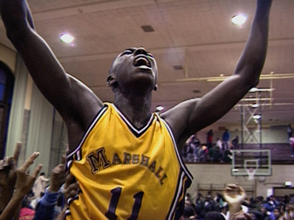 Hoop Dreams   The Criterion Collection Edition Introduction To Hoop Dreams