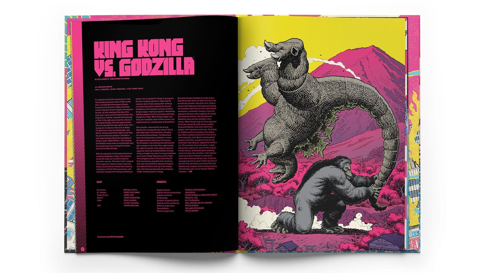 Godzilla: The Showa-Era Films 1954-1975