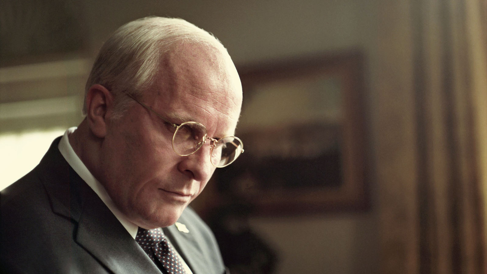 5612ac60886 Christian Bale as Dick Cheney in Adam McKay s Vice (2018)